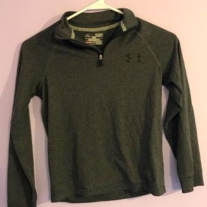 Youth Under Armour pullover size small